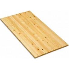 Мебельный щит из сосны сучок 18